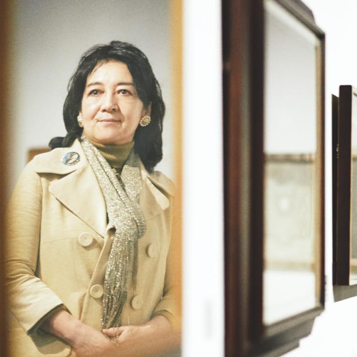 芸術文明史家 鶴岡真弓がダブリンで出会ったケルト・デザインの腕時計「ブック・オブ・ケルズ・クオーツ」