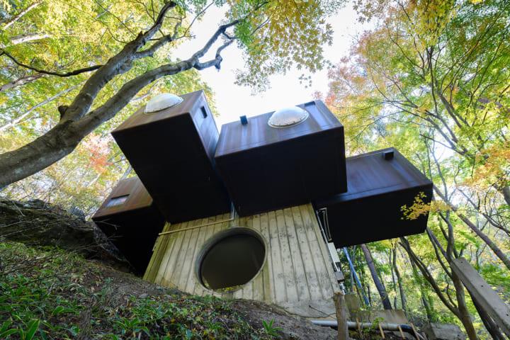 黒川紀章設計のカプセルハウスKを保存活用する 企画「カプセル建築プロジェクト」が始動