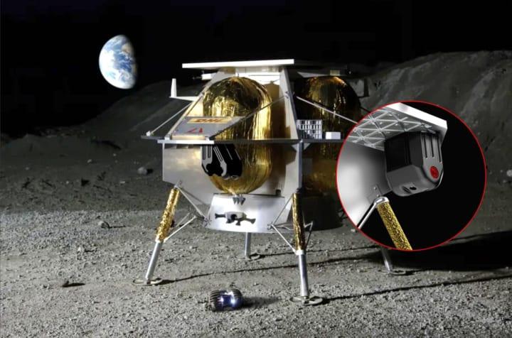 三菱ケミカル、世界最小最軽量の月面探査車「YAOKI」に 最先端CFRP素材を提供