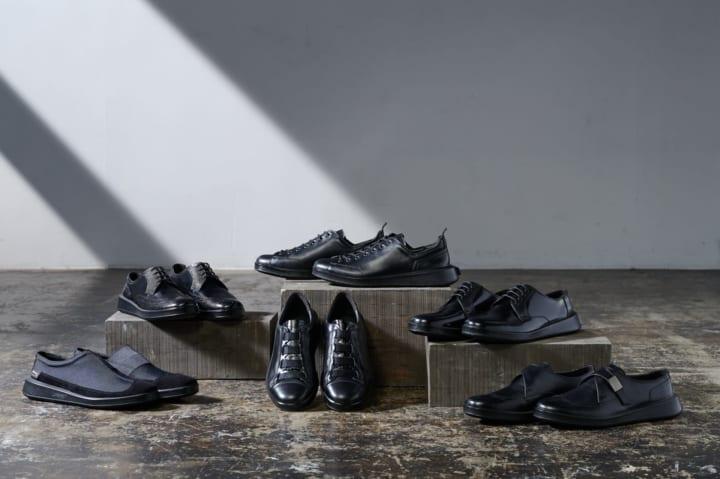 革靴からデザイン要素を取り入れた ムーンスターの「新しいレザースニーカー」