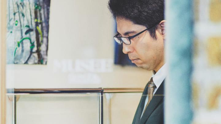 記憶を紡ぐ腕時計。ギャラリスト 川崎力宏が受け継いだ「ロレックス デイトジャスト」