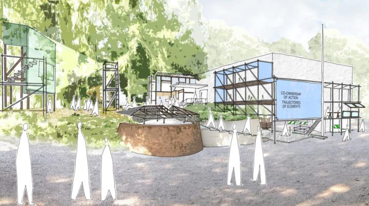第17回ヴェネチア・ビエンナーレ国際建築展 日本館 「ふるまいの連鎖:エレメントの軌跡」開催