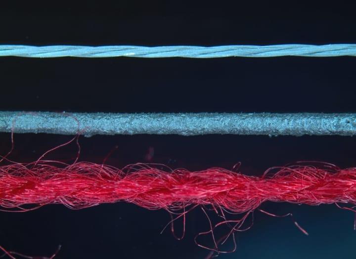 衣料品がウェアラブルデバイスに!? MITが触覚を検知する特殊繊維を開発
