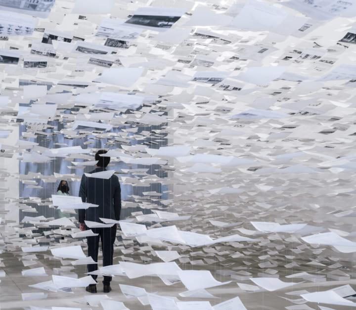 ヴェネチア・ビエンナーレ国際建築展 スペイン館「Uncertainty」の作品を披露