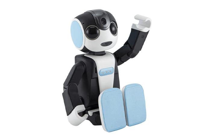シャープのモバイル型ロボット 「RoBoHoN」の弟モデルが登場