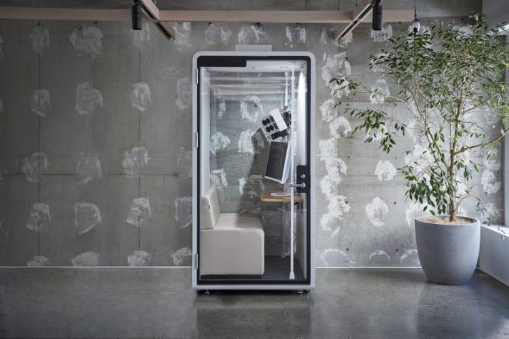 凸版印刷、空間を拡張する 「IoA Work for Senses」を開発