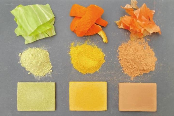 東大生研、廃棄食材から完全植物性の新素材開発 原料の色や香り、味を残すことも可能に