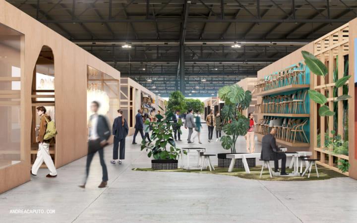 ミラノサローネの特別展「supersalone」開催へ 大規模なデザインライブラリーを構想