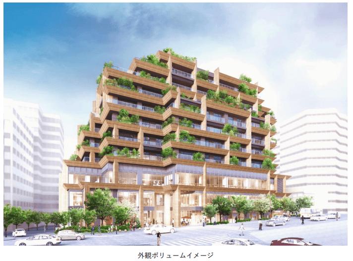 隈研吾が自由でやわらかな建築を提案する 新複合施設「(仮称)代官山町プロジェクト」