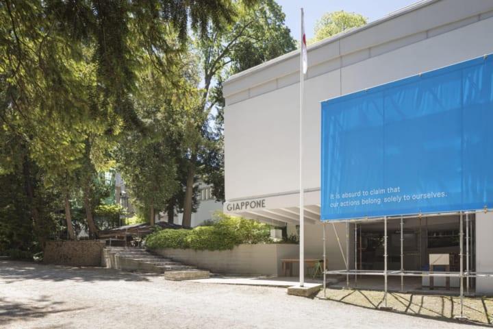 ヴェネチア・ビエンナーレ国際建築展・日本館 「ふるまいの連鎖:エレメントの軌跡」を展示