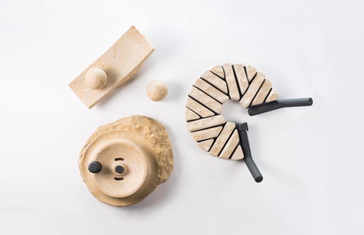 労力をかけて調理プロセスを楽しめる  イスラエルデザイナーAmalia Shem Tovのキッチンツール「ROOTS」