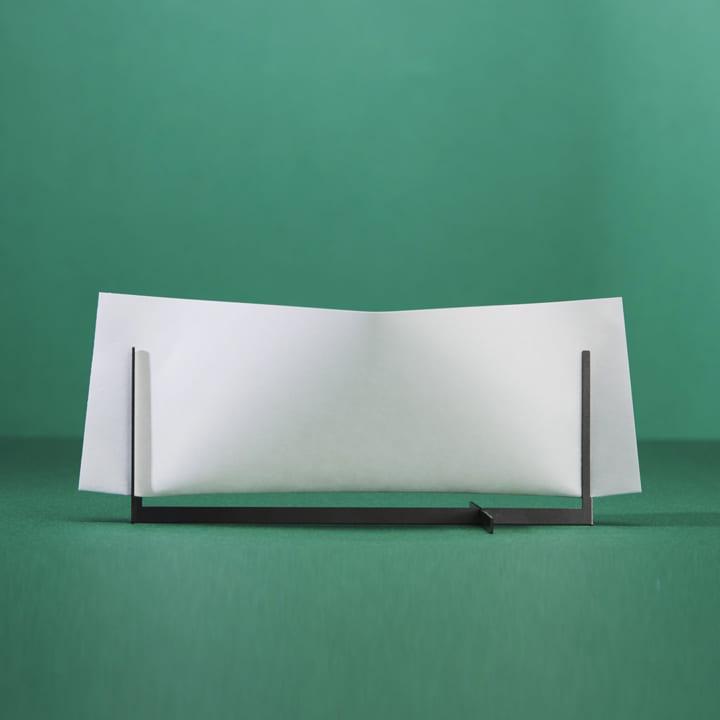 コピー用紙や裏紙をゴミ箱に変える SOGUのスタンド「PAPER POCKET HOLDER」