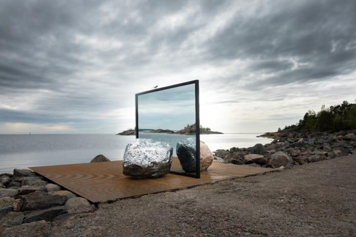 要塞だった島を舞台にアート作品を展示 「ヘルシンキ・ビエンナーレ 2021」開催