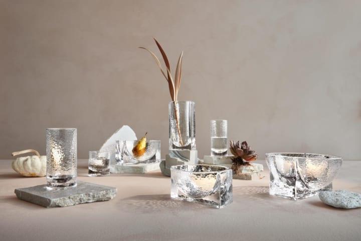素材を軸に機能性と彫刻的な表現に挑戦する デンマークSÉCHÉ STUDIOのガラスシリーズ「FORMA」