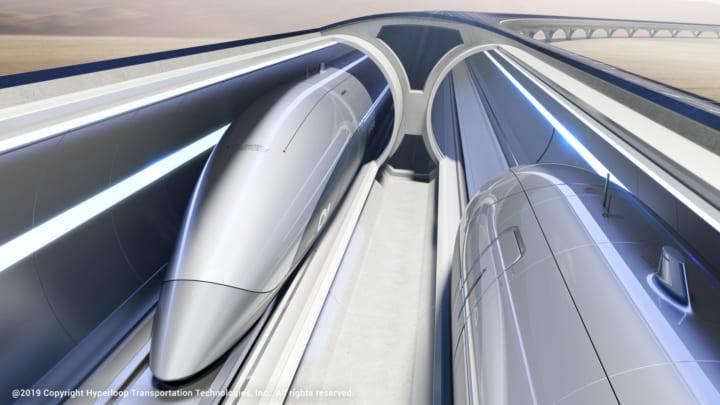 Zaha Hadid ArchitectsとHyperloop Italiaが共同で 未来の輸送システムを開発へ