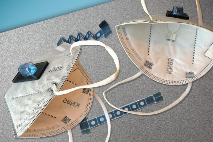 MITとハーバード大、新しいマスクを開発 90分でコロナ感染の検査が可能に