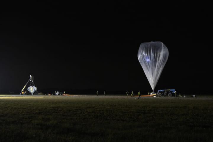 宇宙旅行を目指す米Space Perspective 「Neptune One」試験機の打ち上げに成功