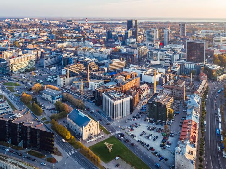 エストニアでTallinn Architecture Biennale 2022開催 「スロービルディング」について再考