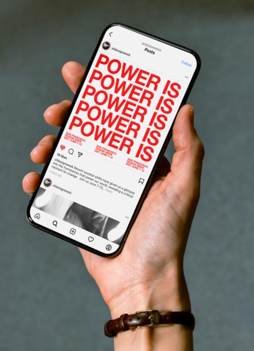 San Francisco Design Week開催 「Power」をテーマにデザインのあり方を問う