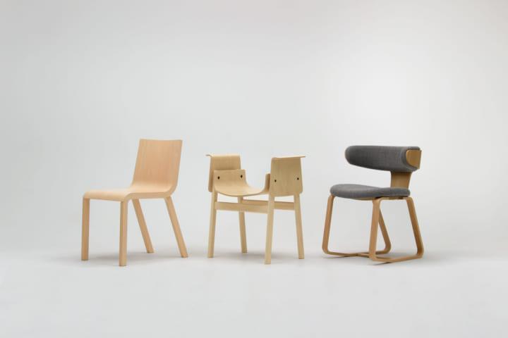 天童木工 80年の歴史と、3脚の新しい椅子