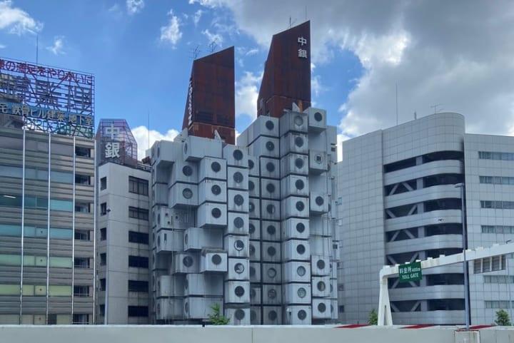 建築家・黒川紀章 設計の中銀カプセルタワービル 保存・再生プロジェクトでクラウドファンディングを実施中