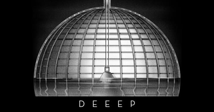 暗闇の中で落下を続け自らの世界に没入 Konelによるアート体験「DEEEP」