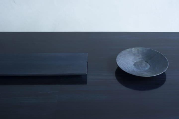東京の木材を藍染したプロダクトを展示 「Life is Ao. − 東京でつくる意味 −」