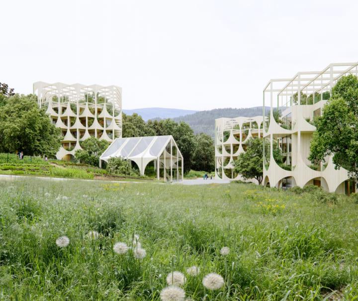土地にある自然のエネルギーを活かす ノルウェーのコンセプト都市「Powered by Ulsteinvik」
