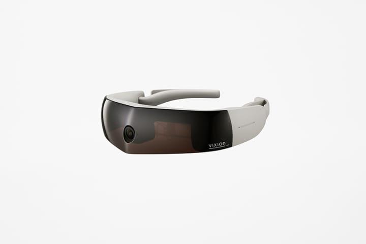 視覚障害者のための ウェアラブルデバイス「ViXion」