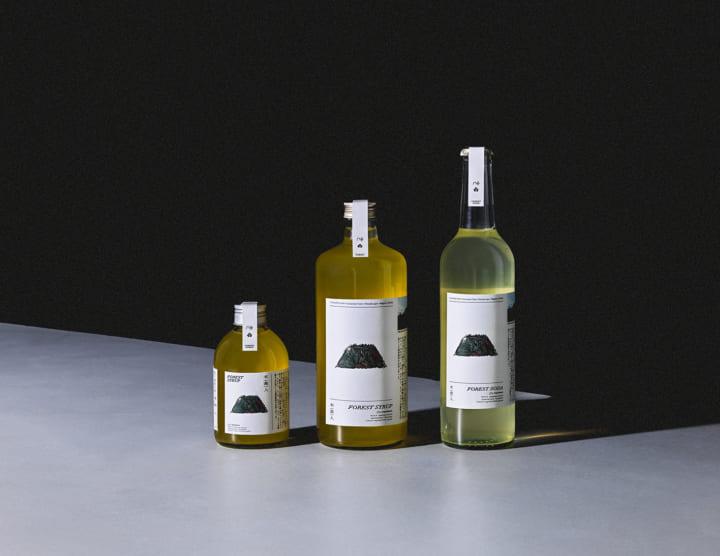 木の食用化を目指すブランド「木(食)人」から 軽井沢の香木を使ったノンアルコールドリンクが登場