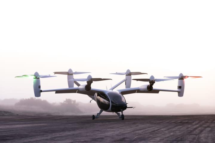 NASAと米スタートアップ Joby Aviation 実証実験用のeVTOLを公開