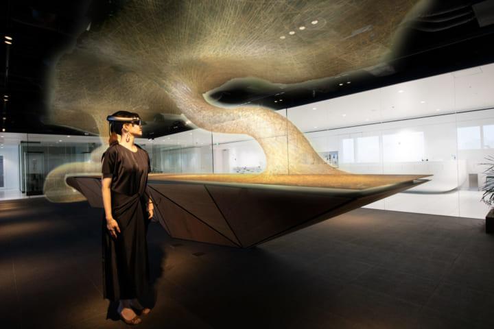 丹青社、竹工芸家・四代田辺竹雲斎とともに 新たな工芸体験空間を設計