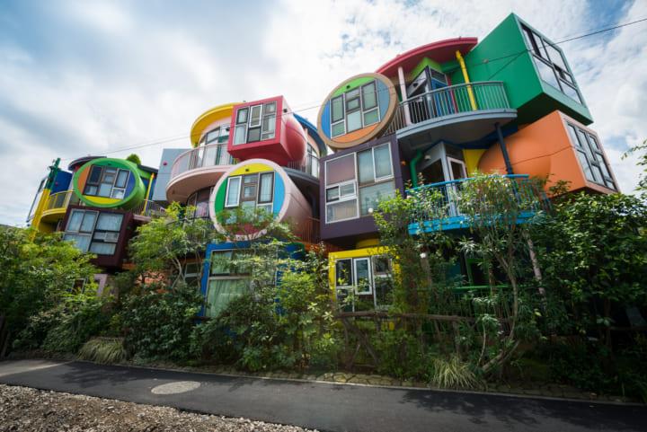 荒川修作+マドリン・ギンズによる 「三鷹天命反転住宅」修繕プロジェクトが始動