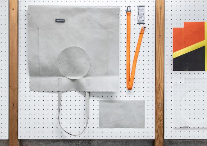 FREITAG STORE KYOTOの新作バッグ DIYでオリジナルの一点ものが作れる