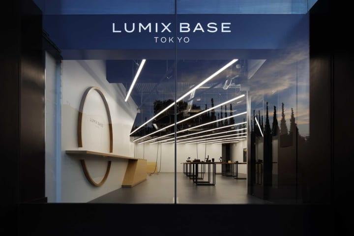 「未完=可能性」を掲げ、クリエイターがつながる新拠点  外苑前にオープンした「LUMIX BASE TOKYO」誕生…