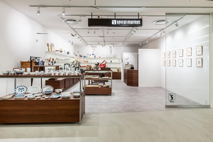 「+S」Spiral Market 大阪がオープン ギャラリースペースで展覧会も開催