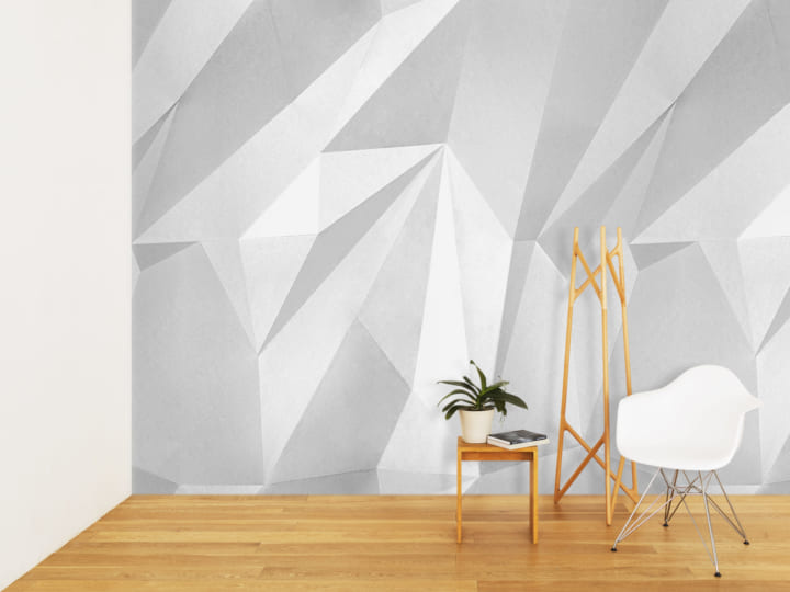 NOSIGNERが「紙」がもつ本来の美しさを 壁紙として再現