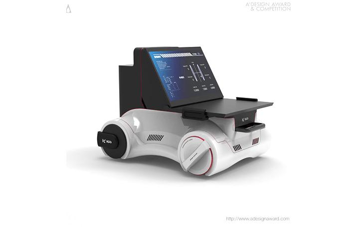 デザインテック企業RDSが開発する 歩行解析ロボット「core-ler」