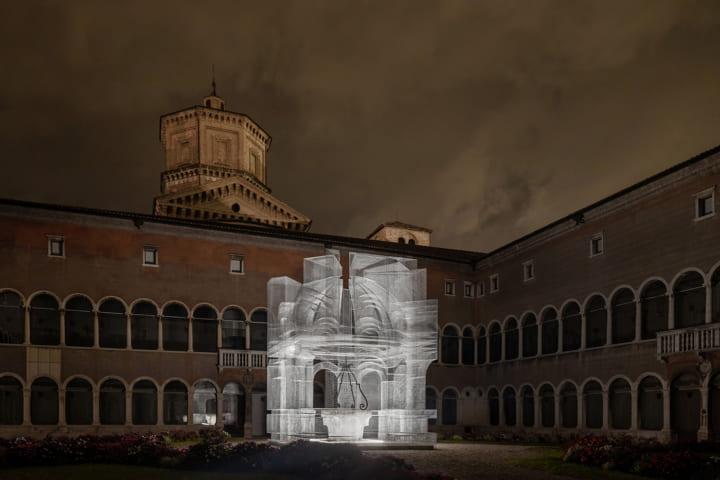 ダンテの「神曲」を再解析した アーティスト エドアルド・トレソルディの新作「Sacral」