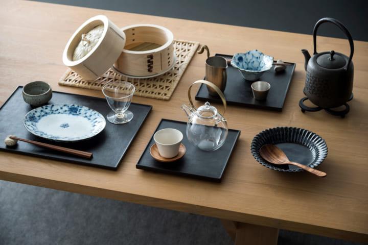 秋を彩る日本の器。7回目の「日本の道具」展が開催中です【前編:岩手、富山、島根、沖縄のつくり手たち】