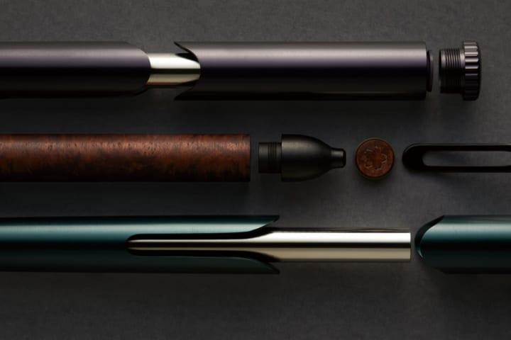 大人に「かく」喜びを届ける サクラクレパスのボールペン「SAKURA craft_lab 006」
