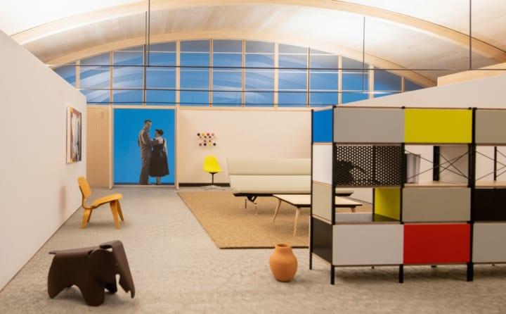 「イームズオフィス」80周年記念展 「Eames Office: 80 Years of Design」開催