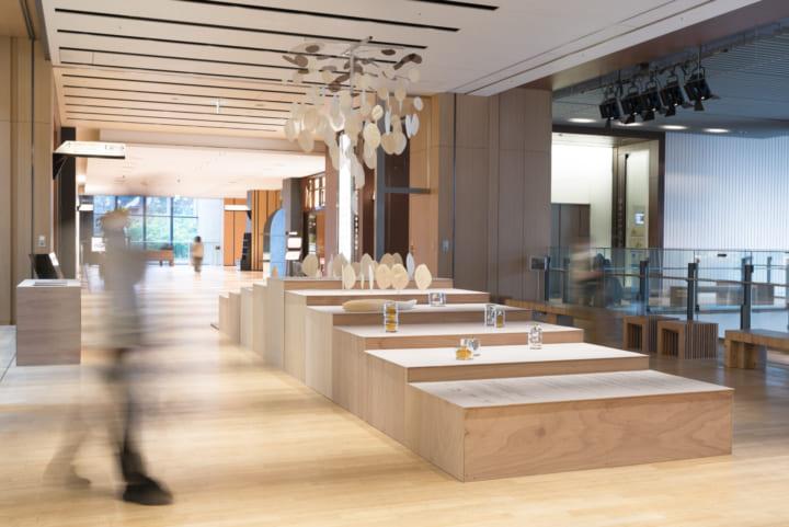 富山の素材や技術の新しい価値を見出す デザイナー・進藤篤の企画展「BLINK」