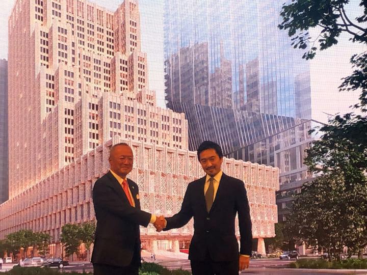 帝国ホテル東京新本館、設計は田根 剛に決定。