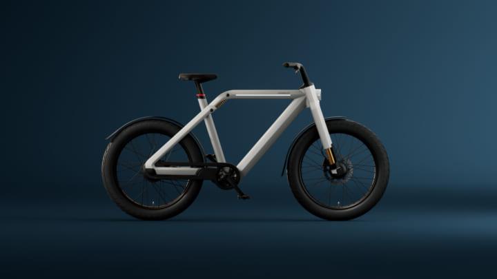 VanMoof、初のハイスピードE-バイク 「VanMoof V」を公開
