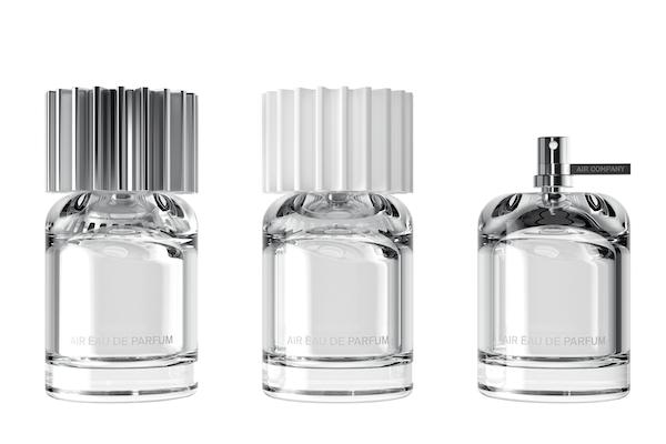 空気からできた香水 スタートアップAir Companyの「Air Eau de Parfum」