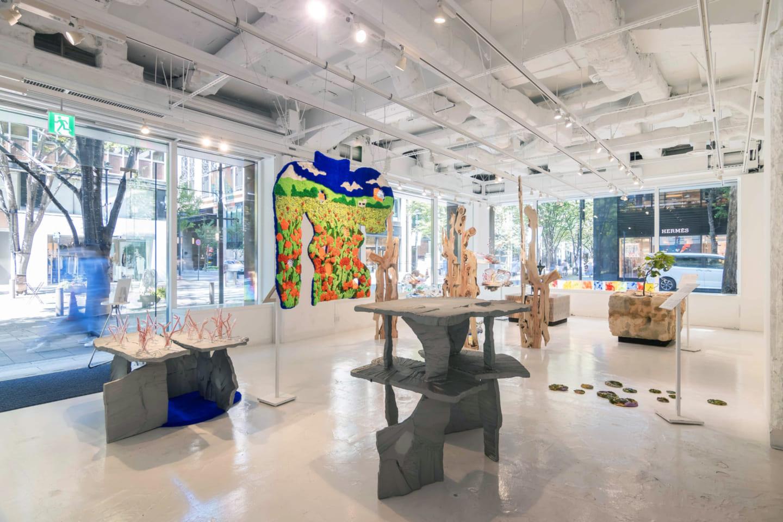 最新の台湾デザインの多様性と協調性を展示する 「未来の花見:台湾ハウス」が開催