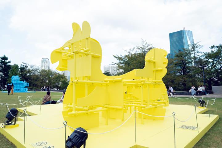 noizらが「Tokyo Midtown DESIGN TOUCH 2021」にインスタレーションを展示。 モノと場所、そのデザインの…