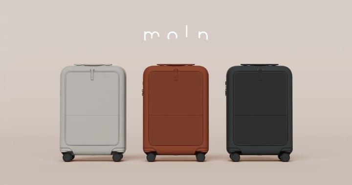 トラベルブランド「moln」が始動 大地を感じるデザインは柴田文江が担当